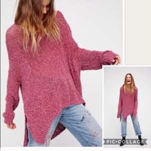 Free People Sweaters - Free People Knit Vertigo Pullover Sweater